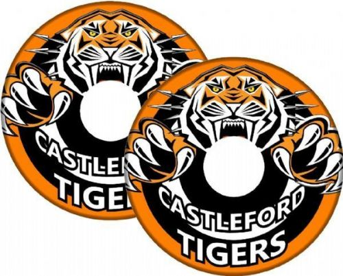CAS TIGERS Wheelchair Spoke Guards